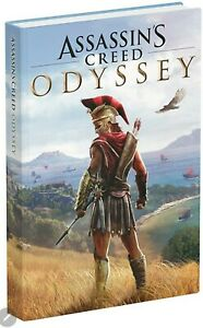 Assassin's Creed Odyssey collector's edition hardcover strategy guide New