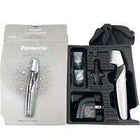 Panasonic ER-GK60-S551 Electric Body Groomer & Trimmer for Men, Cordless USED**