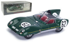 Spark S4398 Lotus XI #62 9th Le Mans 1957 - McKay Fraser/Chamberlain 1/43 Scale