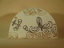 Serviettenhalter aus Porzellan fürs Esszimmer