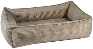 Bowsers Urban Lounger Dog Bed, X-Large, Wheat