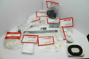 LOT of RC Airplane Hardware, Linkage, Plates, Screws, and Bolts HOBBY LOBBY