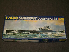 Heller 1/400 Scale French Submarine Surcouf