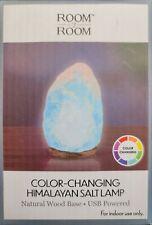 TikTok Zen Healing USB Color Changing RGB LED Himalayan...