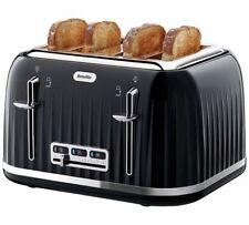 Breville VTT476 Impressions 4-Slice Toaster - Black