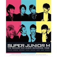 SUPER JUNIOR-M PERFECTION [太完美] 2nd Mini Repackage Album CD+DVD+Booklet K-POP