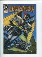 HAWKWORLD #'s 1 2 3 7  14 18 27  | Hawkman | 1990 VF/NM