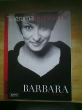 Télérama - Hors série - Barbara - excellent état