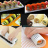 Sushi Roll Mould Mat Silicone Omelet Cake Rice Rolling Maker Reusable DIY Fun UK