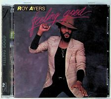 ROY AYERS -Feeling Good CD (NEW) 1982 Soul Re-Issue (Fire Up The Funk)