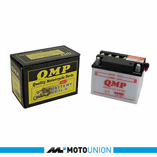 Batterie für DAELIM 125cc VS125 / Bj. 97 Motorrad Roller ATV