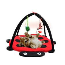 Cat Bed Pet Toys Tree Furniture House Post Scratcher Play Condo Kitten Tower.