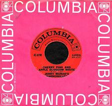 "HARMONICATS ""CHERRY PICK & APPLE BLOSSOM WHITE/Lonely..."" COLUMB 41816 (1960) 45"