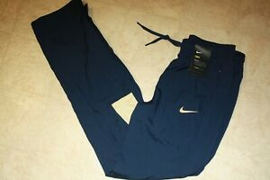 NIKE Women's Dri-Fit Sideline Gear Soccer/Football Warm Up Pants NWT SMALL-TALL