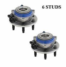 Front Wheel Hub Bearing Assembly For 2006-2009 CHEVROLET UPLANDER (PAIR)
