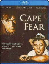 Cape Fear 0025192169670 With Robert De Niro Blu-ray Region a