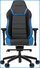 NEW! Vertagear P-Line PL6000 Racing Series Gaming Chair Black & Blue #7816