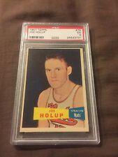 1957 Topps Basketball Joe Holup #76 PSA 5 EX