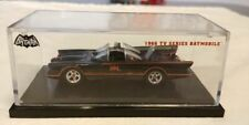 Hot Wheels RLC 1966 T.V. Series Bat Mobile Mint boxed in hard clear case!