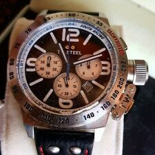 reloj tw steel chronograph 50mm cs-08 edicion limitada