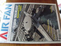 "µ? Revue Air Fan n°426 Defense aerienne Helico Fennec ""Bois Belleau"" AF-1M"