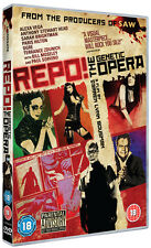 REPO - A GENETIC OPERA - DVD - REGION 2 UK