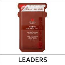 [Leaders] Mediu Amino Pore-Tight Mask (25ml*10ea) 1 Pack / No Box / Korea /(LS4)