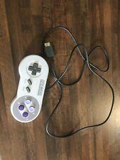 Authentic Snes Controller Classic Mini Super Nintendo