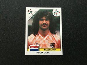 Panini WC 1990 Italia Ruud Gullit  #416