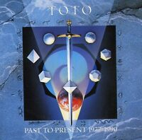 Toto - Past To Present 1977-1990 [New CD] UK - Import