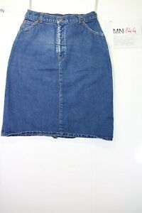 Mini Jupe Levi's (Code MN144) tg46 W31 Jeans D'Occassion Vintage Jupe Western