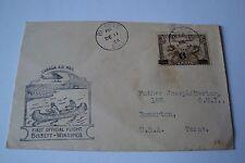 Poste aérienne enveloppe Air Mail  1934