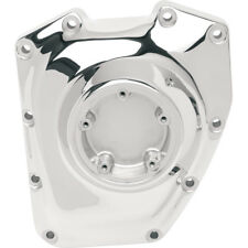 Drag Specialties 0940-0437 Chrome Cam Cover for Harley Twin Cam 2001-2017
