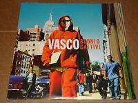 VASCO ROSSI Buoni o Cattivi LP VINILE 33GIRI NUOVO SIGILLATO!!