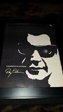 Roy Orbison Rare Original Mgm Records Promo Poster Ad Framed!
