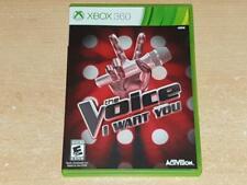 Die stimme ich will Sie Xbox 360 (NTSC, nur nicht Play on UK Konsolen)