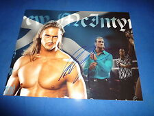 DREW MCINTYRE   signed Autogramm 20x25 In Person WWE