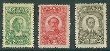 Brazil #C22-4 Complete Airmail set, og, 2Nh/Lh