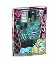 MONSTER HIGH SCARY CUTE  LAGOONA BLUE FINTASTIC BEAUTY SET 55 PIECES NEW!