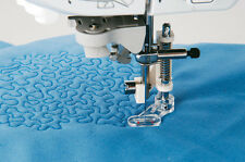 BROTHER Sewing Machine FREE MOTION PLASTIC QUILTING FOOT - F005N (XC1948002)