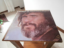 Lp Songs of Kristofferson 1977 Italia Monument 82002