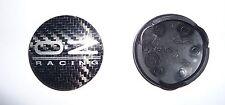 4 HUBCAPS CAPS ALLOY WHEELS OZ RACING diameter 63mm NEW ORIGINAL