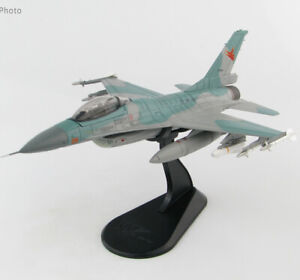 1:72 HM Indonesian Air Force Lockheed F-16A Fighter Diecast Military Plane Model