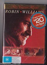 Red Carpet Heroes - Robin Williams (DVD, 2008, 2-Disc Set)