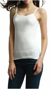 Palm© Ladies/Womens Warmth Generation Lightweight Thermal Camisole Top