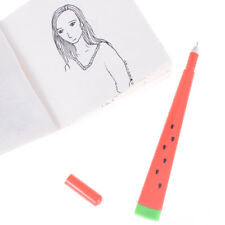 Korean Stationery Cute Watermelon Pen 0.5mm Creative School Office Gel PenGiftSP