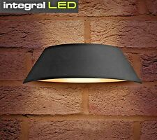 Up & Down LED Wall Light Modern Outdoor Indoor IP65 Garden Patio Warm White 9W