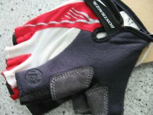 BONTRAGER RXL MICROVENT WOMEN'S GLOVE MEDIUM RED