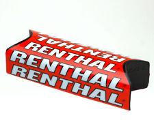 Renthal Fat Bar MX Enduro Bar Manillar Almohadilla-Team Rojo