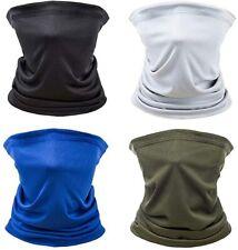 Summer Face Mask/Neck Gaiter Biker Scarf Tube Bandana Beanie Cover Cap Headwrap
